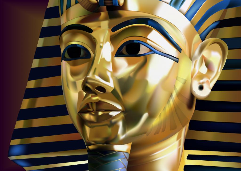 ツタンカーメン Tutankhamun